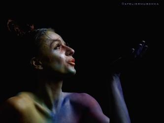 Bodypainting als Erlebnis im Bodypainting-Atelier mit Fotoshooting in Berlin